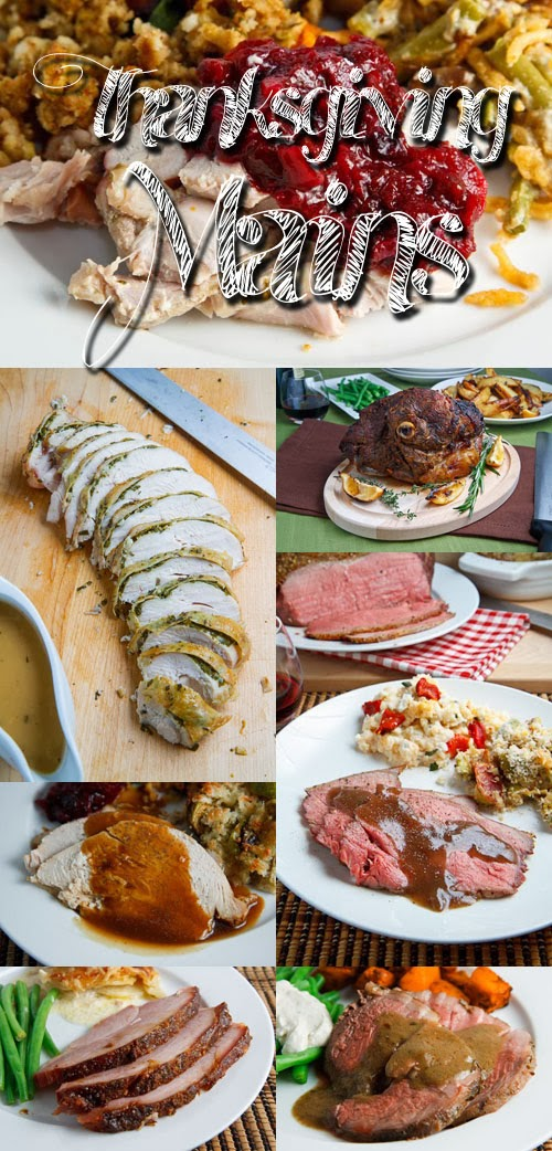 Thanksgiving Main Course Recipes