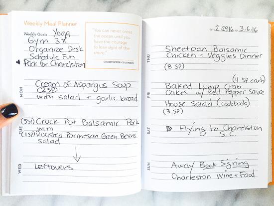 Skinnytaste Dinner Plan (Week 18)